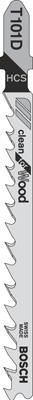 Пилки для лобзика BOSCH 2.608.630.032