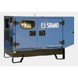Дизельная электростанция в шумозащитном кожухе с электростартером Alize 9000SDE (8 кВт)
