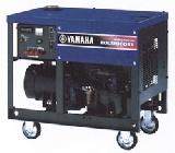 Генератор Yamaha EDL13000ТE дизельный