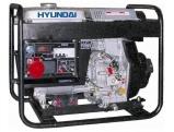 Дизельный генератор Hyundai DHY6000L Hyundai