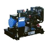 Трехфазный дизель генератор T27HK (27 кВА)
