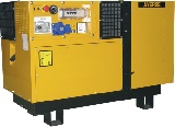 Дизельный электрогенератор AYERBE AY 10000 R A/E INS (кожух)