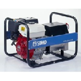Бензиновый сварочный генератор SDMO для работы с постоянным током до 220А. VX 220/7,5HS