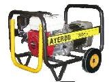 Генератор бензиновый AYERBE AY 3800 H