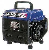 Бензиновый генератор YAMAHA ET950 двухтактный