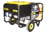 Генератор бензиновый AYERBE AY 12500 H TX A/E