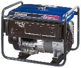 Бензиновый генератор YAMAHA EF6600E четырехтактный