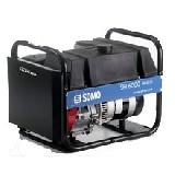 Бензогенератор SDMO SH6000E-2 (6 кВт, с баком большой емкости и электростартером