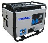 Бензиновый генератор Hyundai HY6000SE-3