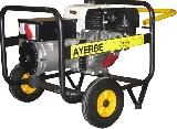 Генератор бензиновый AYERBE AY 5500 H TX A/E auto