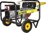 Генератор бензиновый AYERBE AY 5500 H TX A/E