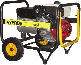 Генератор бензиновый AYERBE AY 5000 H A/E