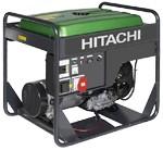 Бензиновый электрогенератор HITACHI E100 (3P)