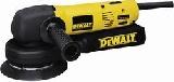 Эксцентриковая шлифовальная машина DeWalt DW 443