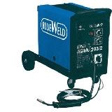 Полуавтоматический сварочный аппарат BLUE WELD MIG-MAG Vegamig 203/2 Turbo