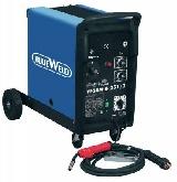 Полуавтоматический сварочный аппарат BLUE WELD MIG-MAG Vegamig 251/2 Turbo