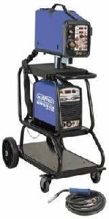 Полуавтоматический сварочный аппарат BLUE WELD MIG-MAG Mixpulse 420 R.A.