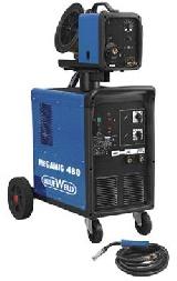 Полуавтоматический сварочный аппарат BLUE WELD MIG-MAG Megamig 480 R.A.