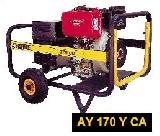 Сварочный агрегат дизельный AYERBE AY 170 Y CA