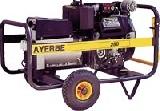 Сварочный агрегат бензиновый AYERBE AY 290 H CC E