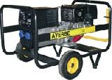 Сварочный агрегат бензиновый AYERBE AY 180 H CC