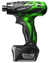 Аккумуляторный шуруповерт HITACHI DB10DL