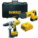 Набор инструментов  DeWalt DC 925 CB