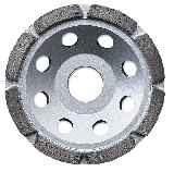 Алмазный шлифовальный круг Fubag DS1-P d180 58330-3