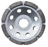 Алмазный шлифовальный круг Fubag DS1-P d125 58230-3